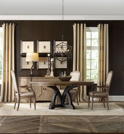 Corsica Extendable Dining Table With Images Round Dining Table Sets Round Dining Room