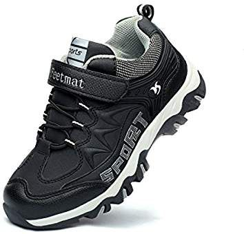 Biacolum Kids Shoes Outdoor Hiking Waterproof Boys Girls Sneaker