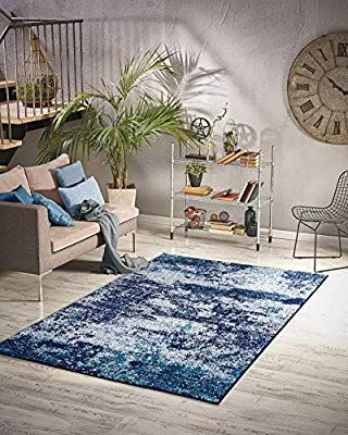 Amazon Com Sussexhome Ella S Home Homeward Collection Non Skid Soft And Plush Low Pile Area Rug 5x7 Ft Machine R Brown Area Rugs Grey Area Rug Area Rugs