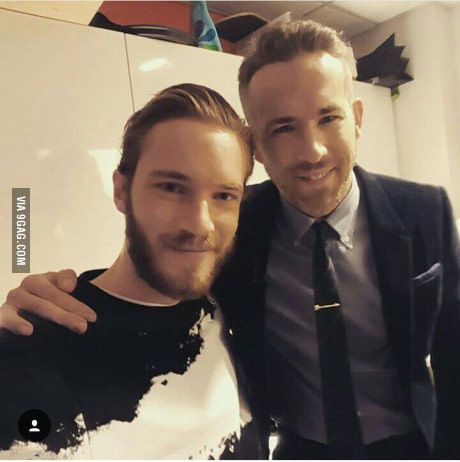 602 best pewdiepie felix kjellberg images on pinterest funny pewdiepie met deadpool m4hsunfo Image collections
