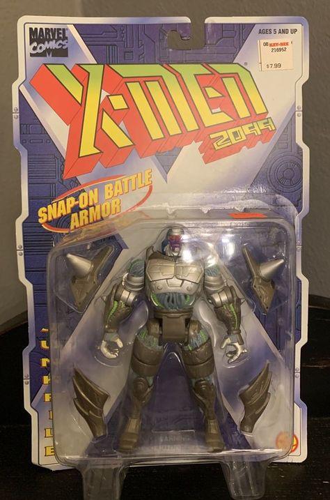 Marvel Comics X-Men 2099 BREAKDOWN Action Figure