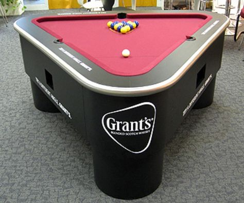 Pool Table | Pool Tables | Round Base | Pinterest | Pool Table, Custom Pool  Tables And Men Cave