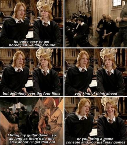 Best Funny Harry Potter Cast Oliver Phelps 55 Ideas Oliver Phelps Harry Potter Cast Harry Potter Interviews