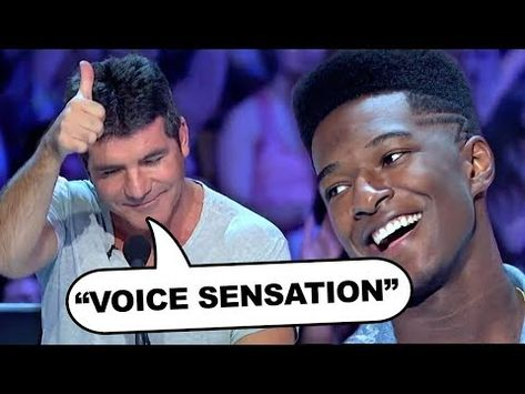 Judges Laughed When He Came On Stage, But Before Long His Unique Voice Had Everyone Cheering