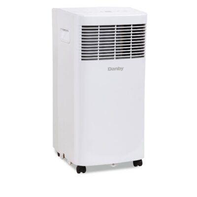 Danby 6 000 Btu Portable Air Conditioner With Remote Finish White In 2020 Air Conditioner Casement Window Air Conditioner Portable Air Conditioner