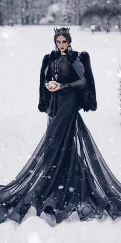 Gothic Wedding Dresses: Challenging Traditions  Wedding Forward