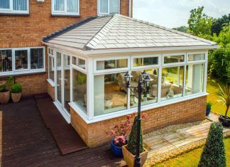 5 Solid Conservatory Roof Options In 2020 Conservatory Roof Tiled Conservatory Roof House Extension Design