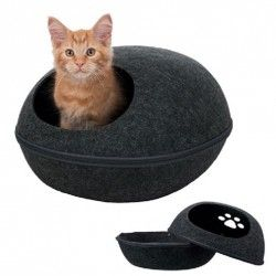Pin By Marshallspetzone Com On Pet Deals Cat Bed Luxury Cat Bed Cool Cats
