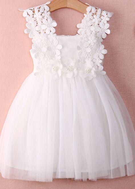 5495ab062 Chicas fiesta cumpleaños vestido princesa tutu por FlirtyDress ...