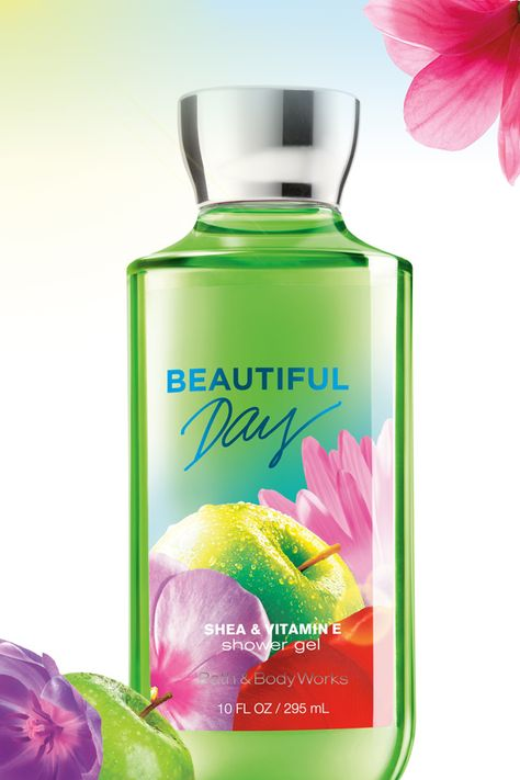 Start every #BeautifulDay with the World's Best Shower Gel!