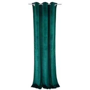 Emerald Green Velvet Curtains Wayfair Co Uk Room Darkening Velvet Curtains Tom Tailor