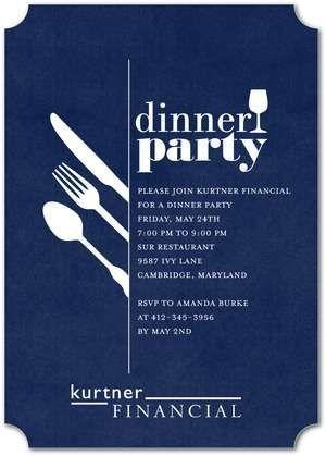 Create The Perfect Corporate Event Invite Eventup Blog Party Invite Design Party Invite Template Dinner Invitation Template