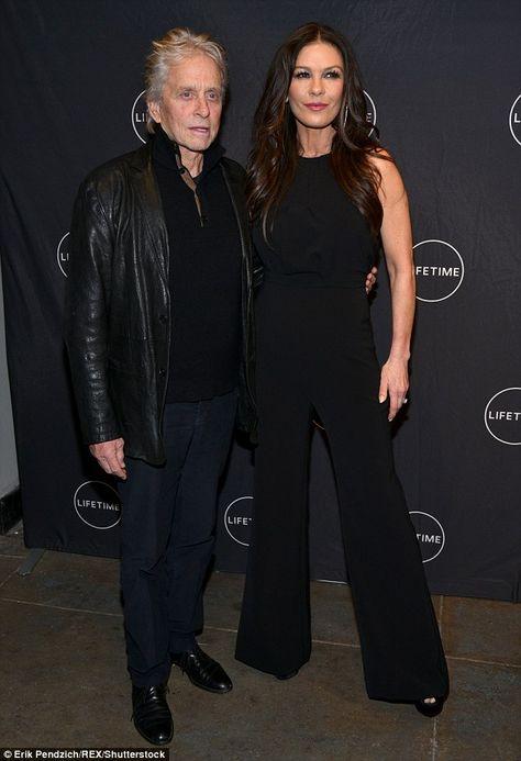Oscars 2013: Catherine Zeta-Jones, 43, slips into sexy