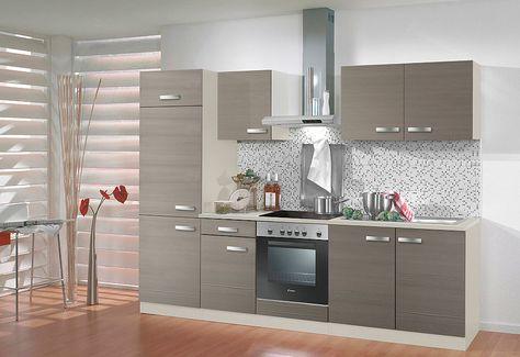 Optifit Küchenzeile ohne E-Geräte »Vigo«, Breite 270 cm Jetzt - küchenzeilen ohne geräte