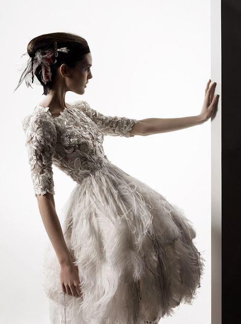 Chanel, c'est un vocabulaire, des règles, une discipline. Une grammaire. Découvrez le Chapitre 14 d'Inside CHANEL sur inside-chanel.com