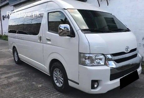 Toyota Hiace On Easy Installments