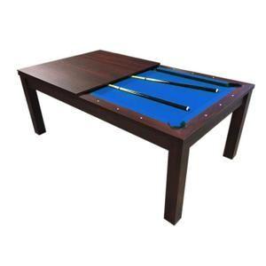 Billiard Americain 7ft Snooker Pool Table Mod Blue Sky Billard Americain 7ft Snooker Table De Billard Mod Blue In 2020 Pool Table Snooker Table Snooker Pool Table