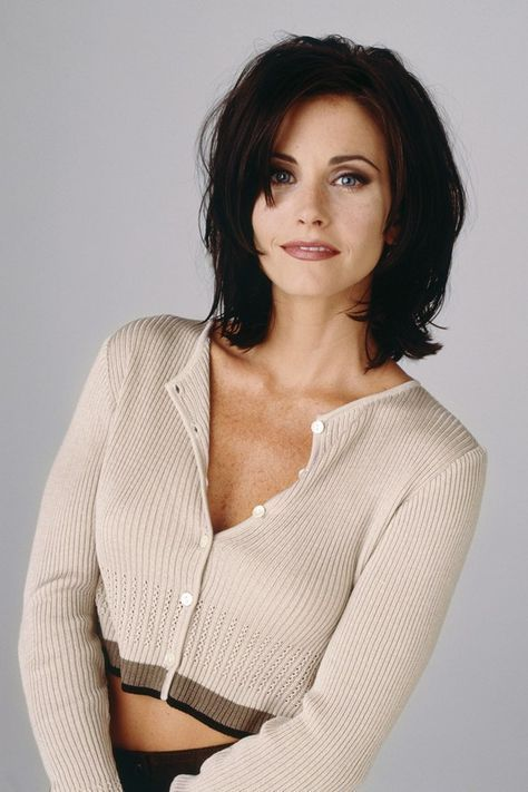 Monica Short Hairstyles 2014 | bob monica geller short hair