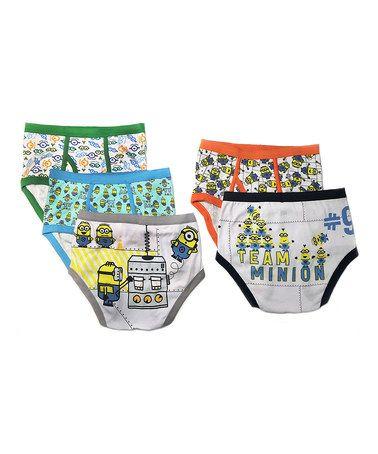 Minion in panties Minions Underwear