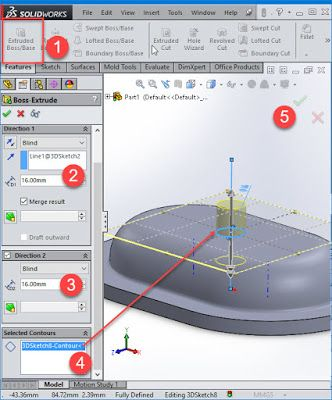 3  Easy to follow 3D sketching using Solidworks | SOLIDWORKS