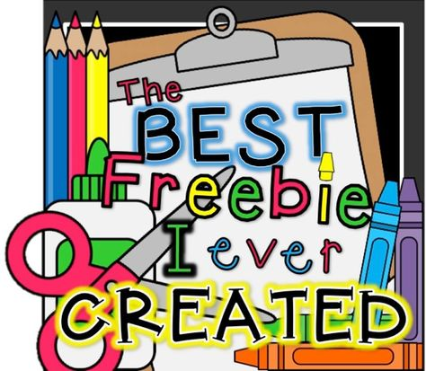 The Best Freebie I've Ever Created Linky!!! TONS of links to some of the best (and most usable) FREEBIES!