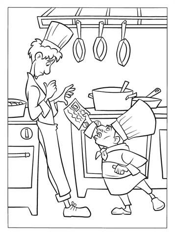 Kids N Fun Com 55 Coloring Pages Of Ratatouille Disney Coloring Pages Coloring Pages Cool Coloring Pages