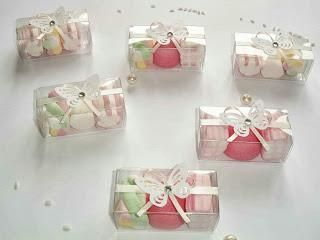 Segnaposto Matrimonio Marshmallow.Scatoline Porta Confetti Color Lilla Segnaposto Gustosissimi Con