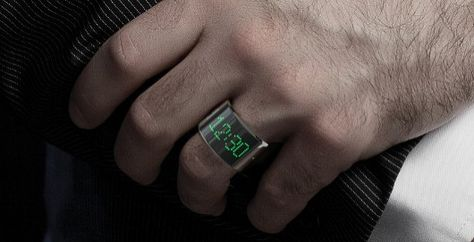 Smarty Ring offers connectivity without lifting a finger