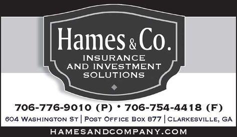 706 754 4418 F Hamesandcompany Com Hames And Co