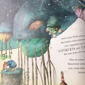 Kinderbuchblog Familienbucherei Ida Und Der Fliegende Wal Mit
