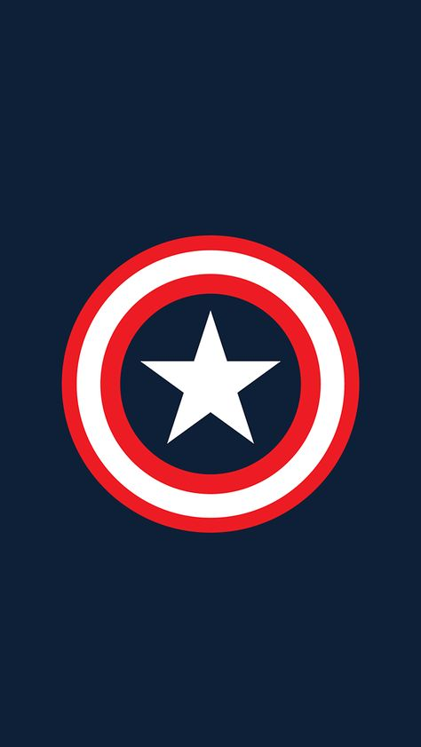 Captain America- theme song playing in the back round! Because he's that awesome!