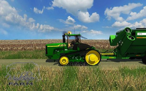 John Deere HD Wallpaper 1920×1200 John Deere Tractors Wallpapers (34 Wallpapers) | Adorable Wallpapers
