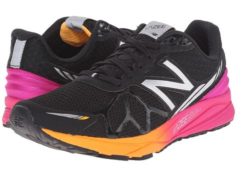 huge selection of buy good great fit NEW BALANCE NEW BALANCE - VAZEE PACE V2 (BLACK/PINK) WOMEN'S ...