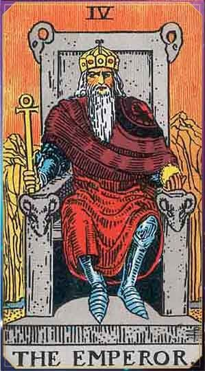 The Emperor Tarot Card Meaning: Major Arcana - Individualogist.com