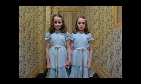 one of the scariest movies ever but still looove The Shining :)