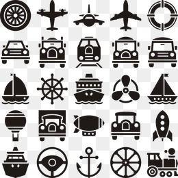 교통수단 아이콘 교통수단 아이콘 자동차 아이콘 기선이 아이콘 Png 및 벡터 에 대한 무료 다운로드 아이콘 자동차 그림