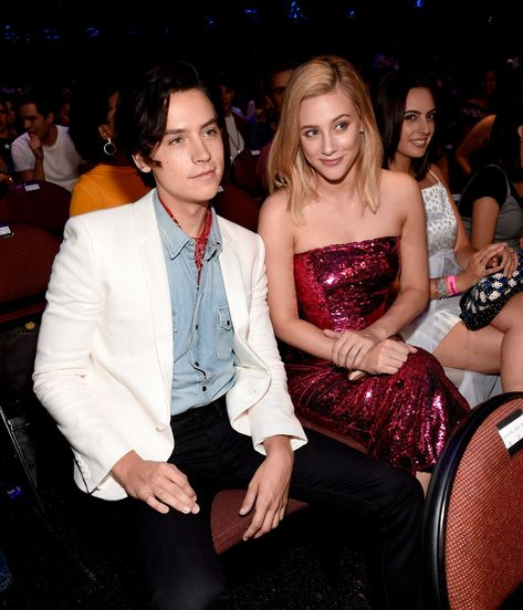 Lili Reinhart and Cole Sprouse Just Trolled Their Own Relationship on Instagram