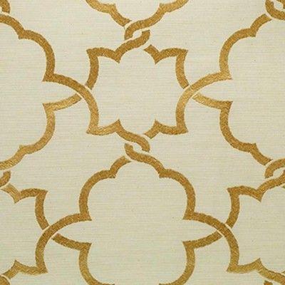 Rm Coco Arden House Empire Gold Fabric Arden House Fabric Birds