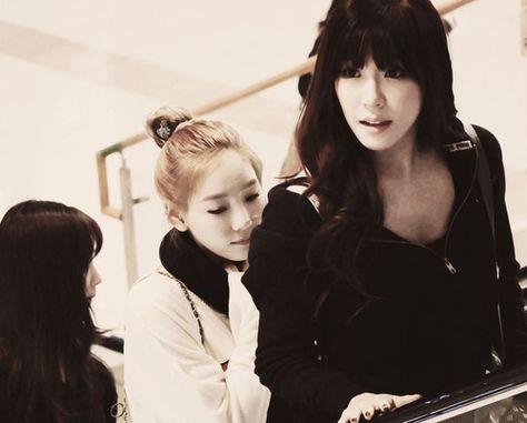 태♥니 #kpop #snsd #tiffany #taeyeon #taeny
