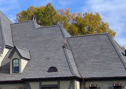 Uk Launch Of Composite Roof Slate Slate Roof House Slate Roof Cost Roof