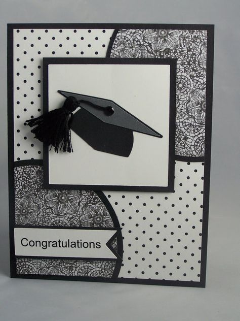 Brilliant Stampin Up Handmade Greeting Card Graduation Card Class Of 2015 Personalised Birthday Cards Paralily Jamesorg