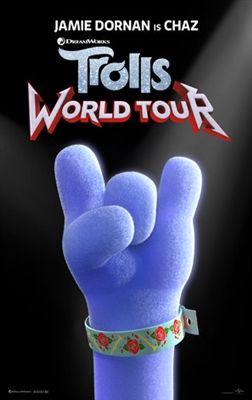 Justin Timberlake Tour 2020.Trolls World Tour 2020 Poster Ekkor 2019
