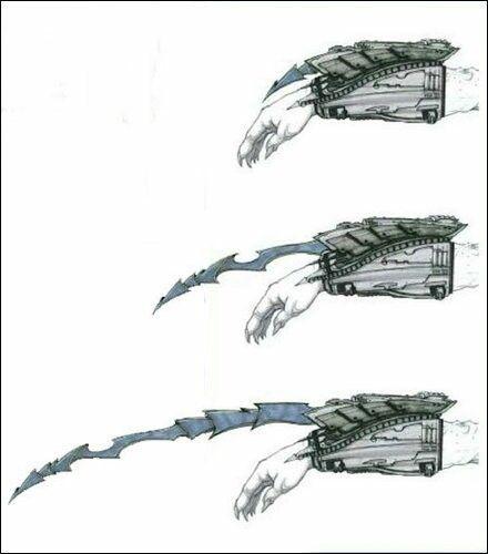 Wristblades in 2019 | Alien vs predator, Predator art