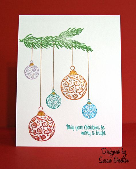 christmas card ideas for kids to draw , Google Search