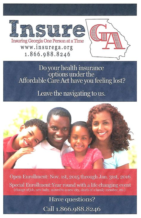 Questions Or Concerns About Insure Ga Or Open Enrollment Contact