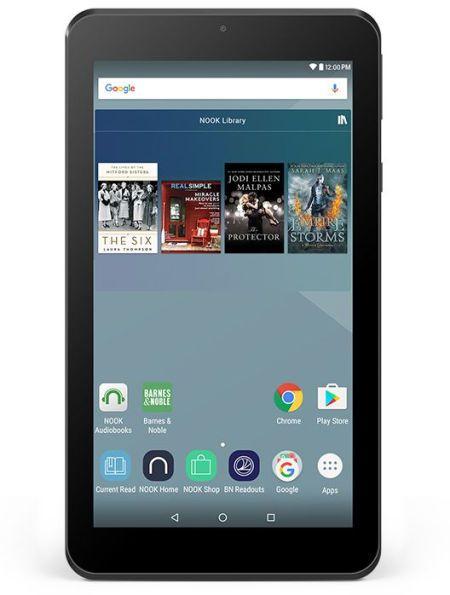 Nook Tablet 7 Nook Phone Technology