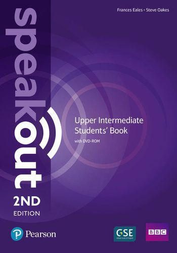 Libro Speakout Upper Intermediate 2nd Edition Students Book And Dvd Rom Pack Libro En Ingles Eales Frances Oakes Libros De Matematicas Pdf Libros Libros