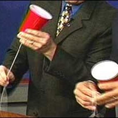 Halloween Sounds - Screaming Cup   Experiments   Steve Spangler Science