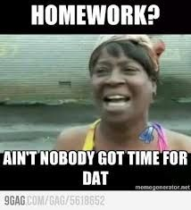Do Your Homework Meme By Wallacemarino Memedroid