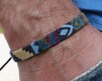 Friendship Bracelet Wristband Festival Surfer Hppie Lucky X 2
